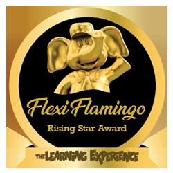Rising Star Award  - 2018
