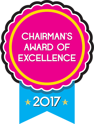 Chairman's Award of Excellence - 2017