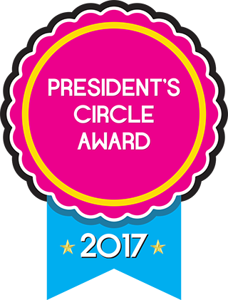 President's Circle Award - 2017