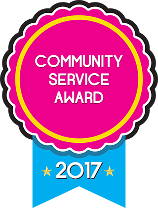 Outstanding Achievement in Community Service Award - 2017