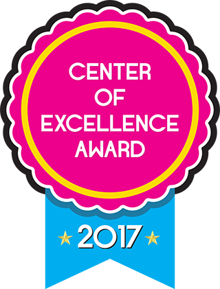 Center of Excellence Award - 2017