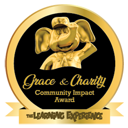 Grace & Charity Community Impact Award 2018 - 2017,2011
