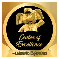 Center of Excellence Award  - 2016