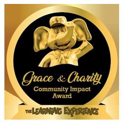 Community Impact Award  - 2013