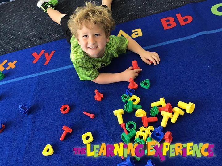 Preschool free play