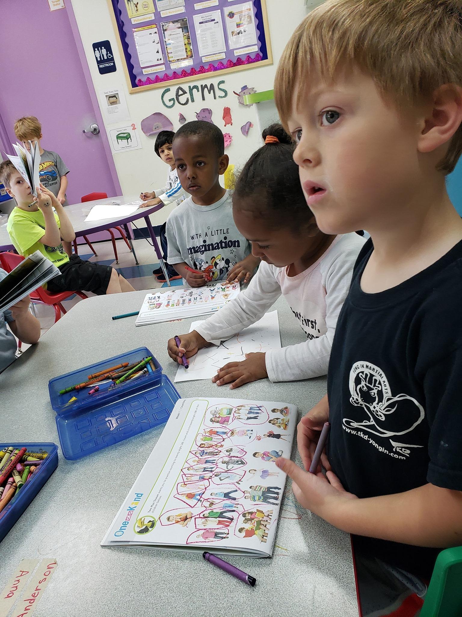 Best Preschool in Holly Springs