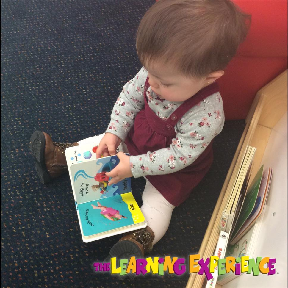 Books are such an essential part of learning!