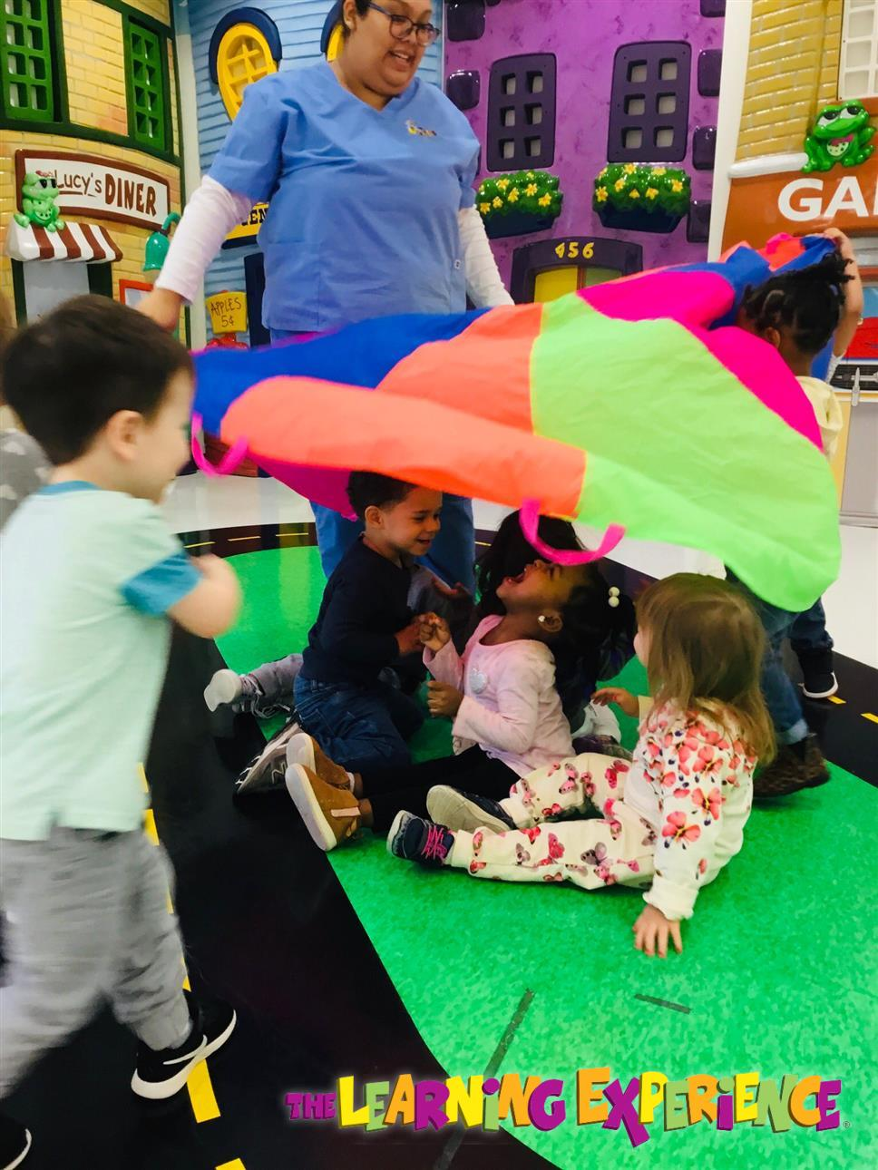 Learn Play and Grow with us