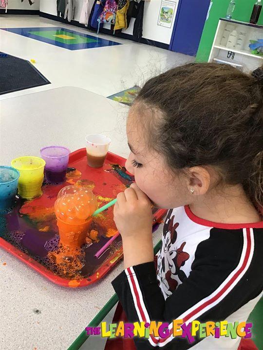 Preschool art activity
