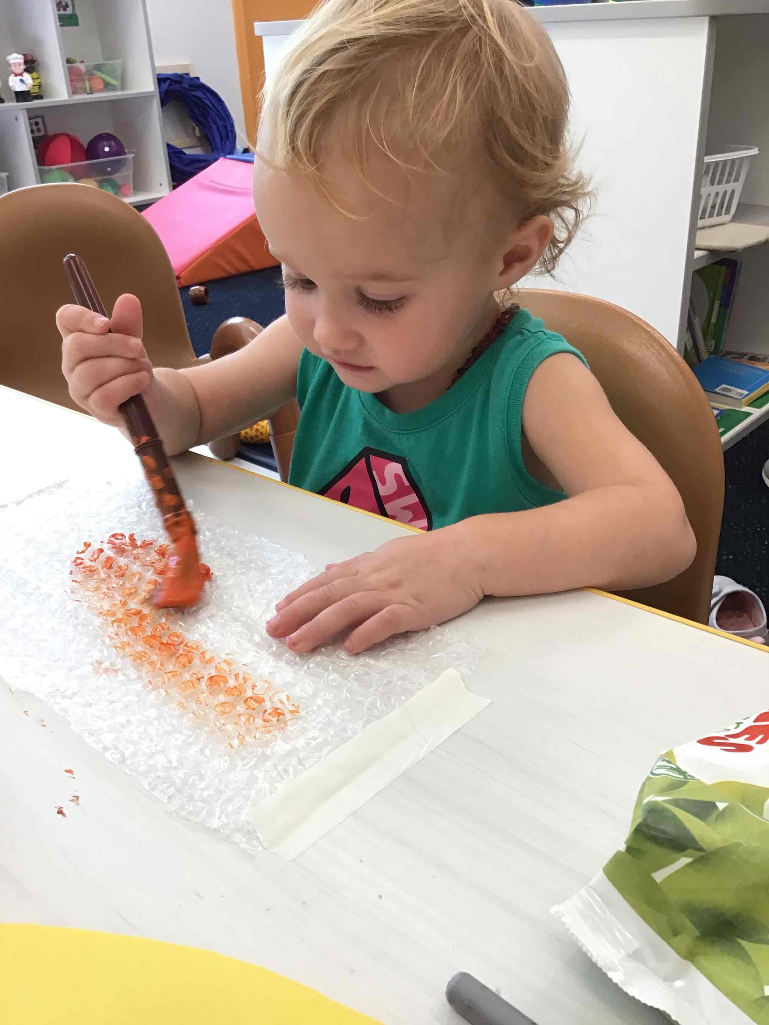 Toddlers Art