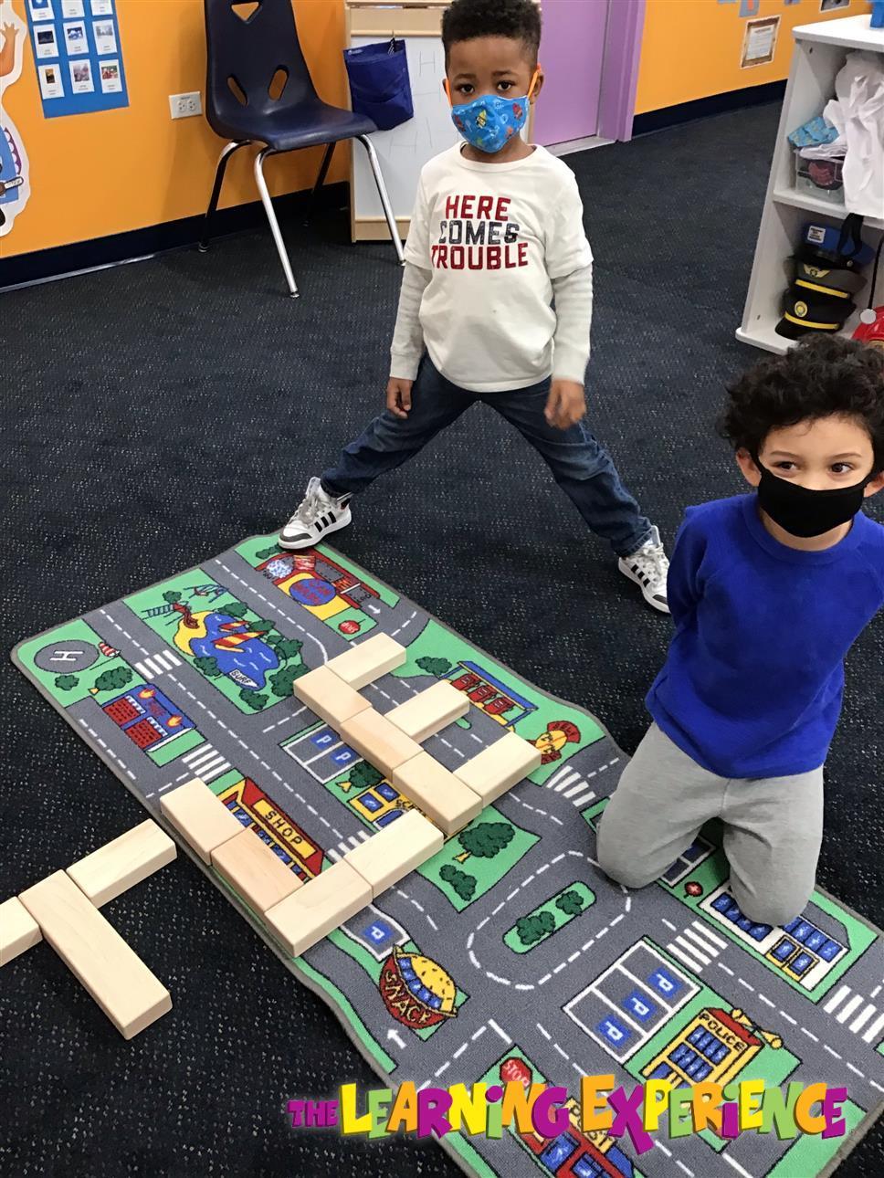 Preschool 2 Teamwork