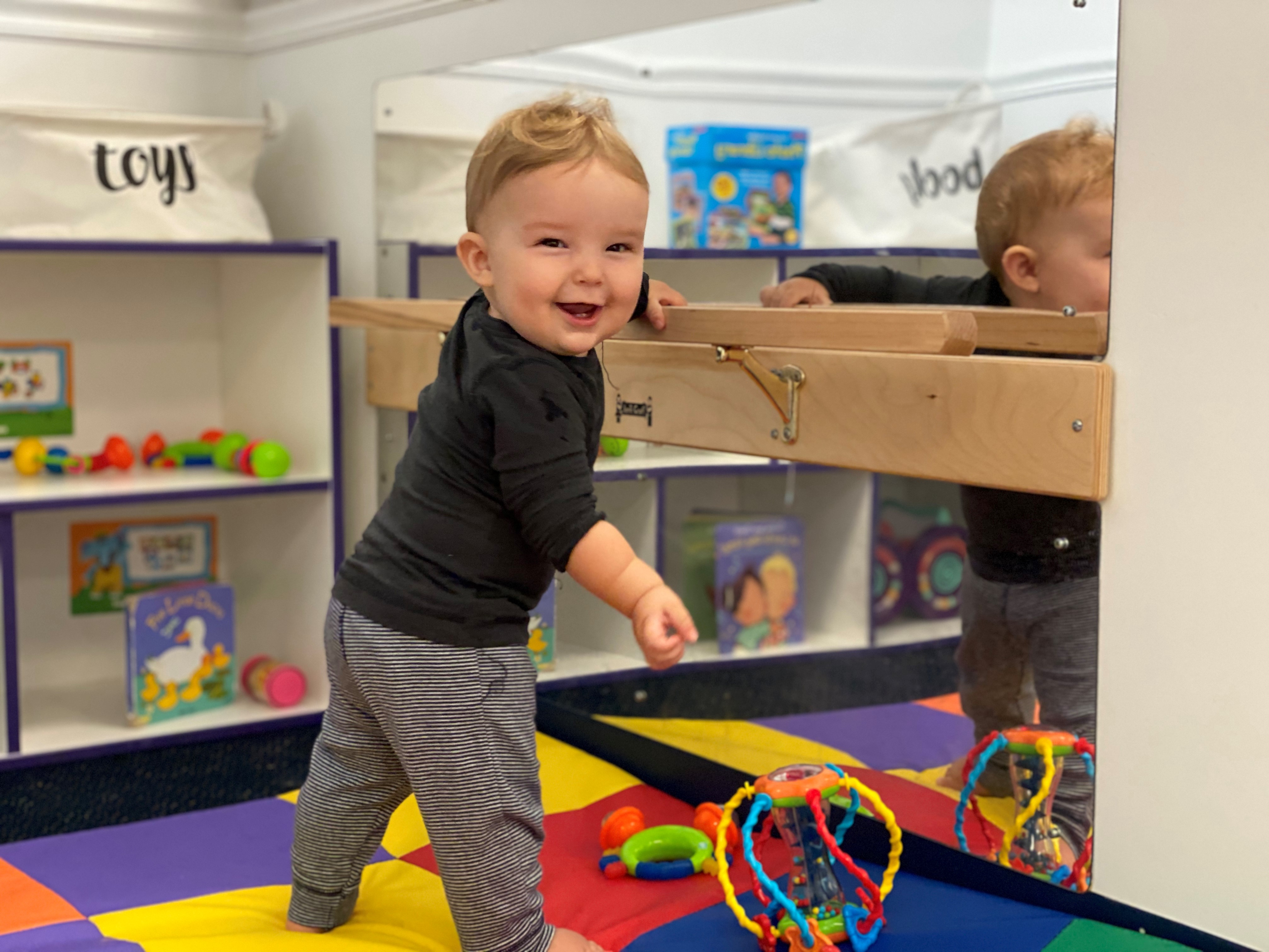 Early childhood is a time of remarkable brain development; these years lay the foundation for subsequent learning. Nurturing, interaction, nutrition, and stimulus during this period are paramount. Children experience all this and more at The Learning