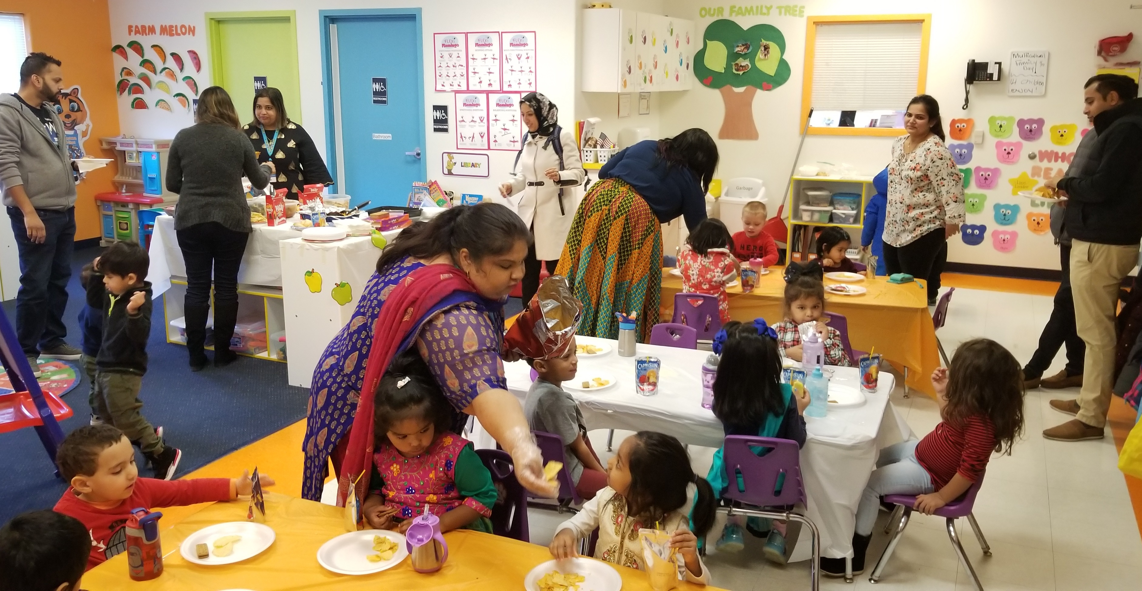 Annual Multicultural Celebration