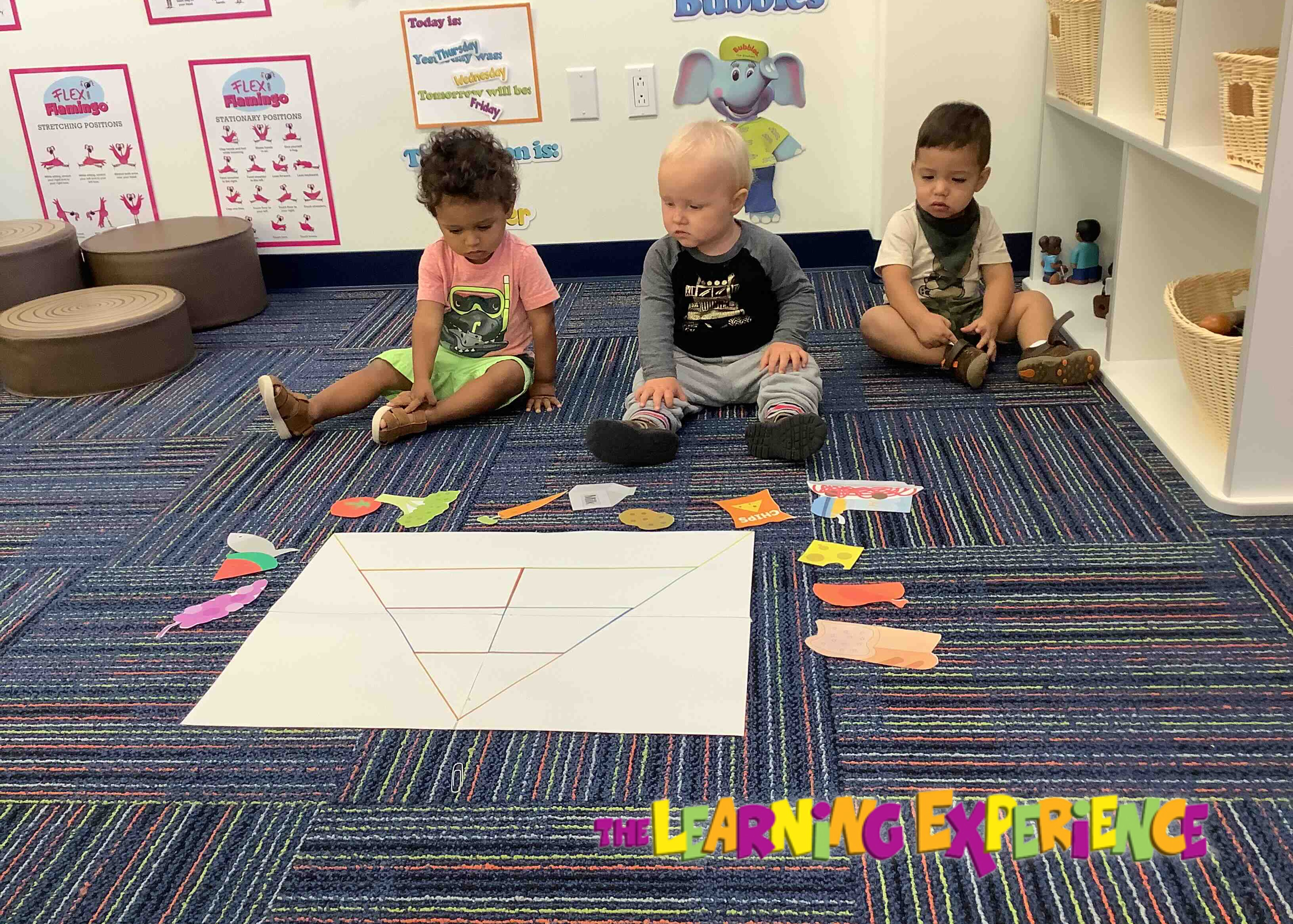 Heathly learning with our Toddlers