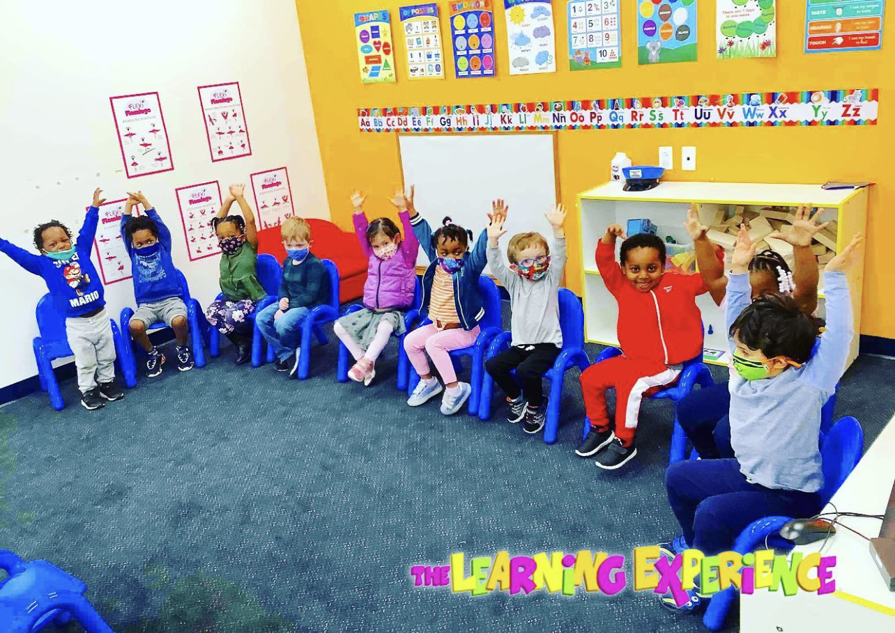 Circle Time with our Preschool 1 learners is a party you do not want to miss!
