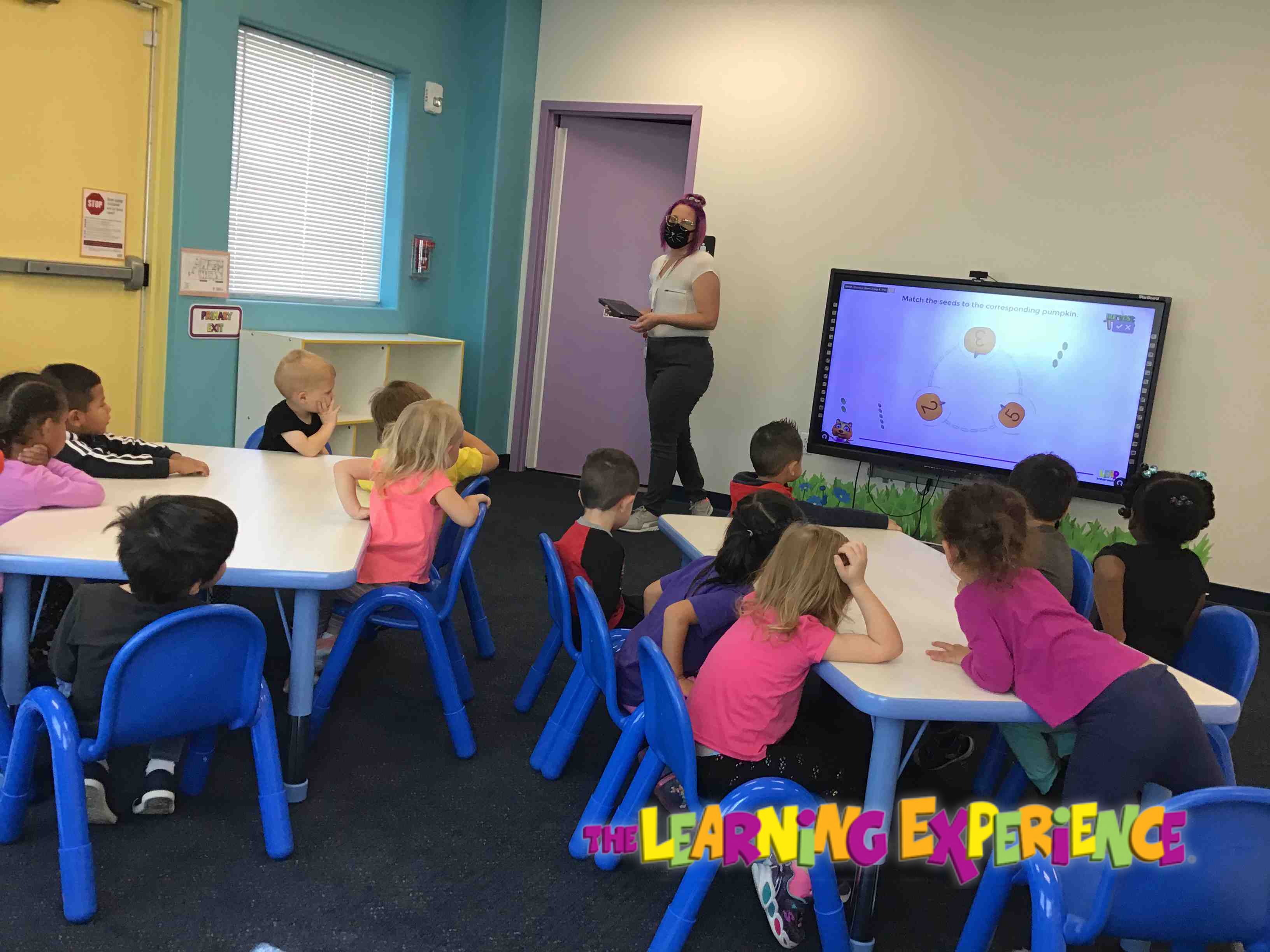 Early learners can use technology to explore new worlds, make believe, and actively engage in fun and challenging activities.