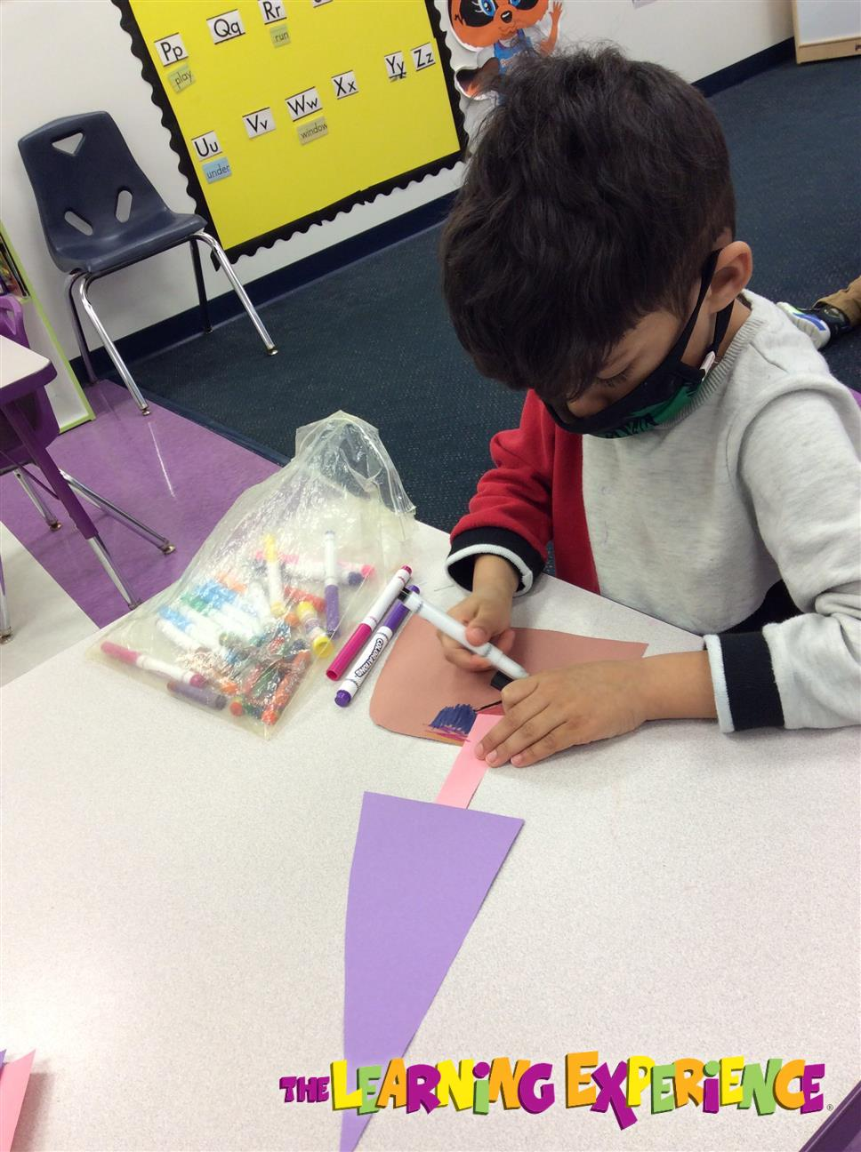 Making boats for our Jump On In curriculum theme