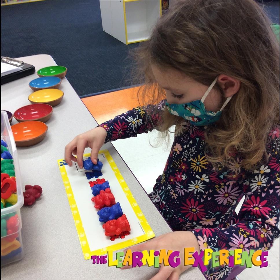 Sorting Patterns are one of the foundations of math