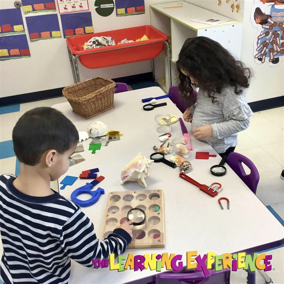 Preschool Science Fun
