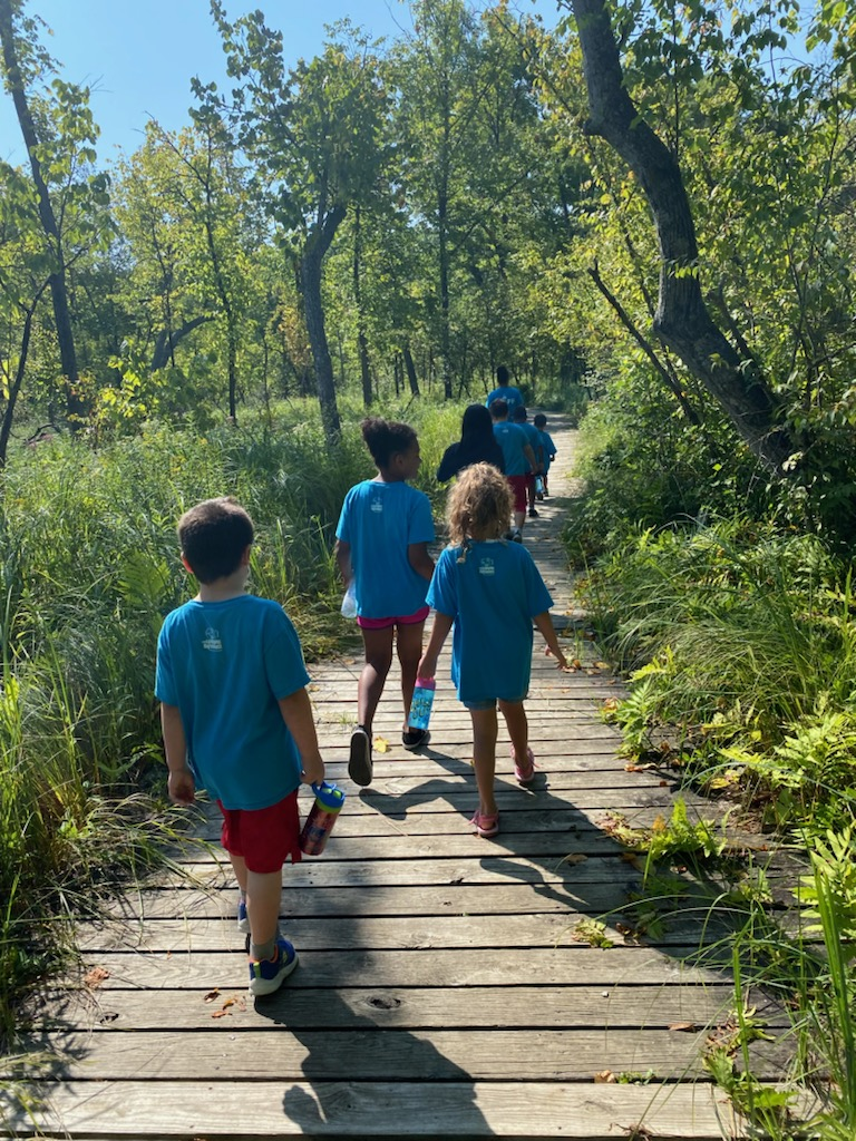 Summer Camp Exploration