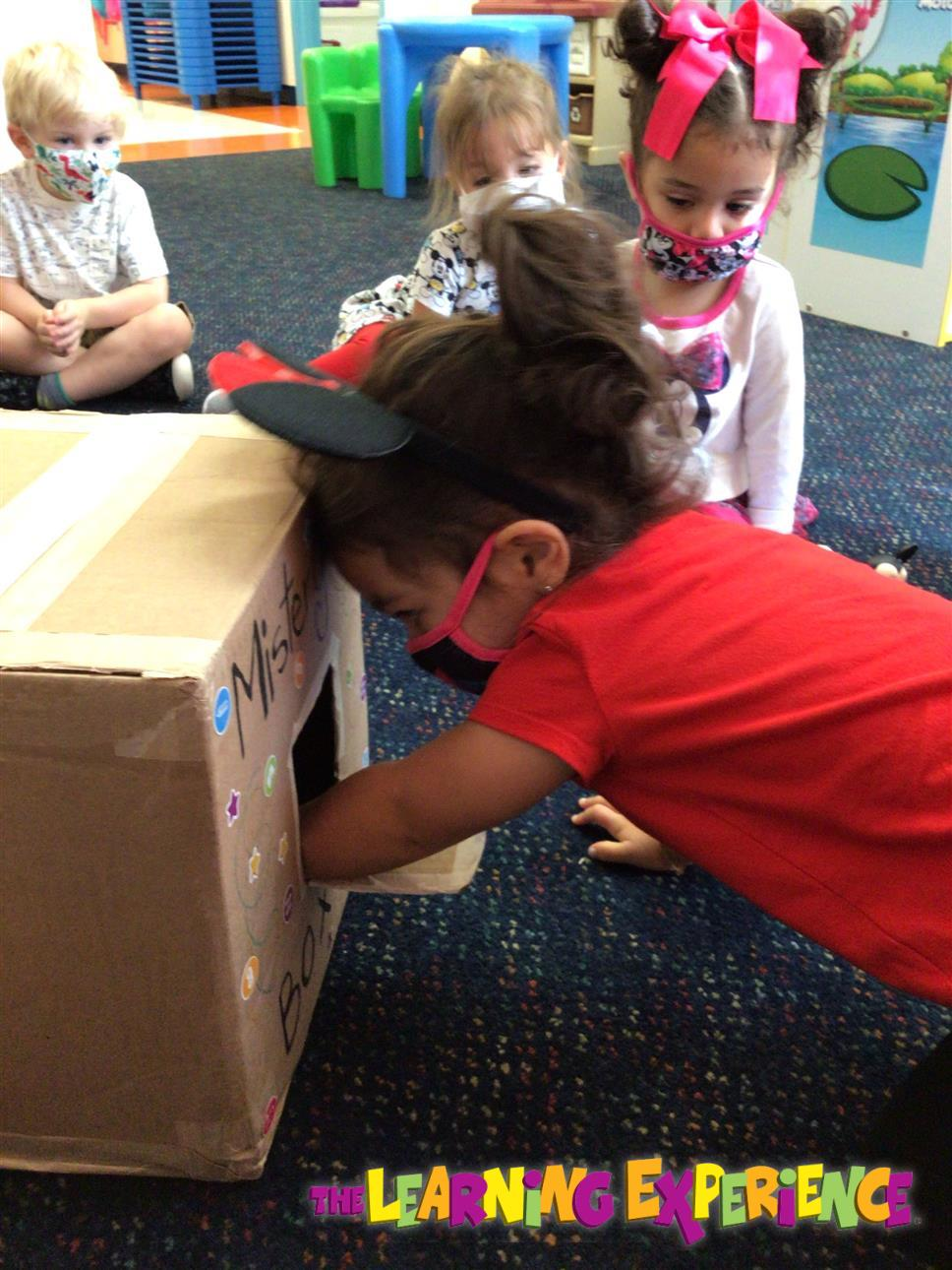Flexible Childcare in Kendall