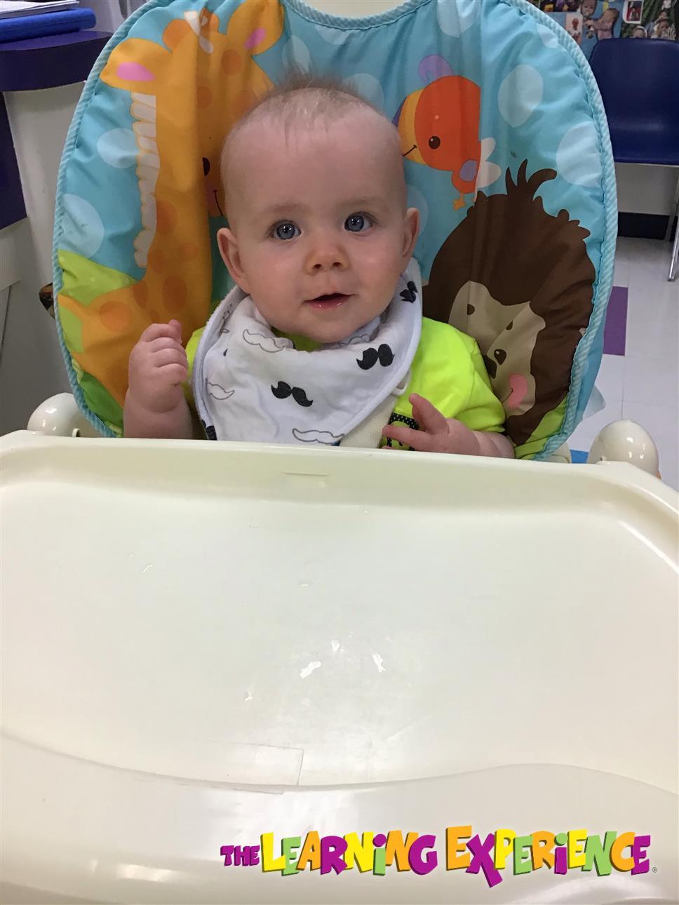 From Infants through Preschool