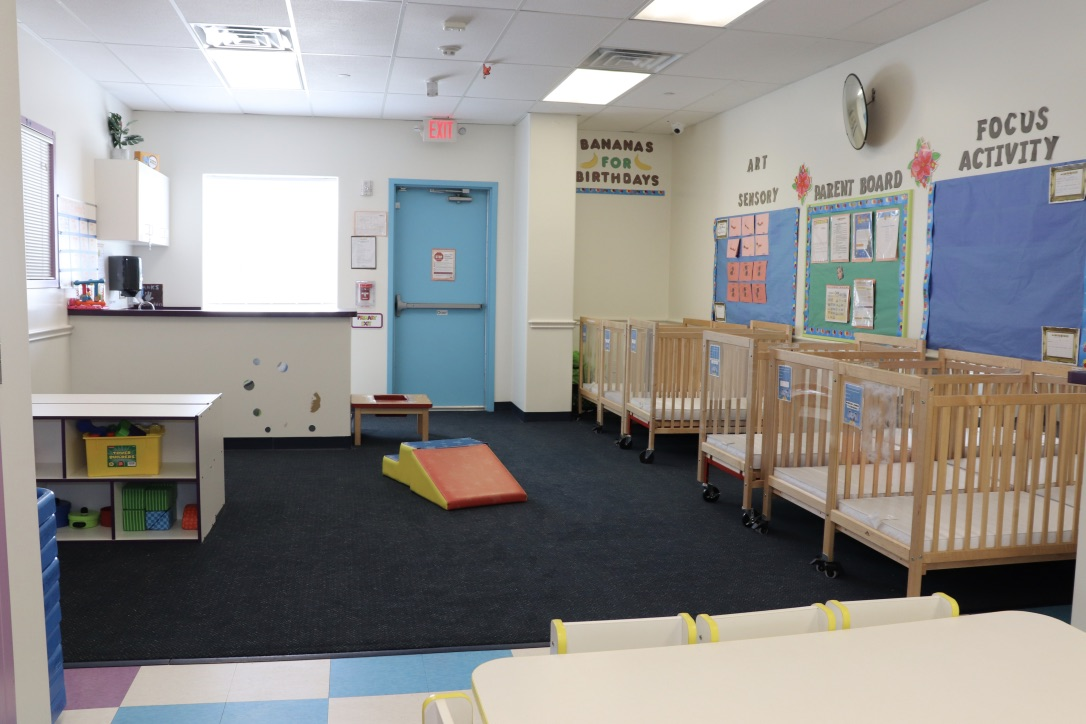 Infant B Room for 1 year old to 18 months