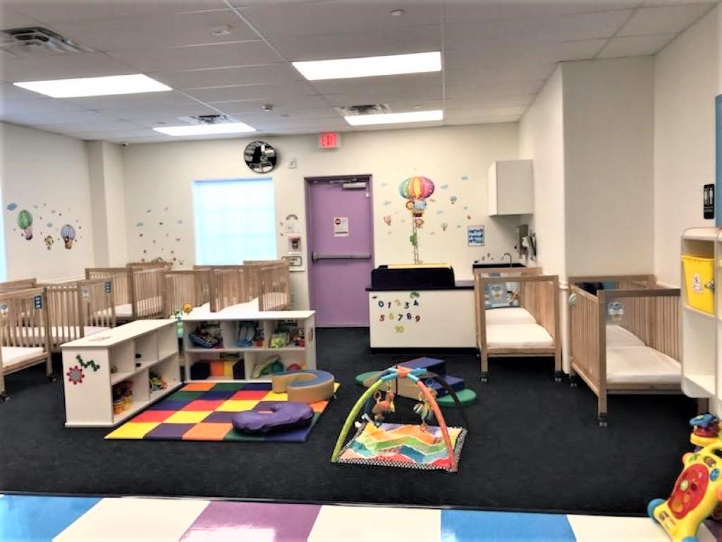 Infant B Classroom