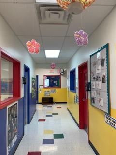 Toddler Hallway