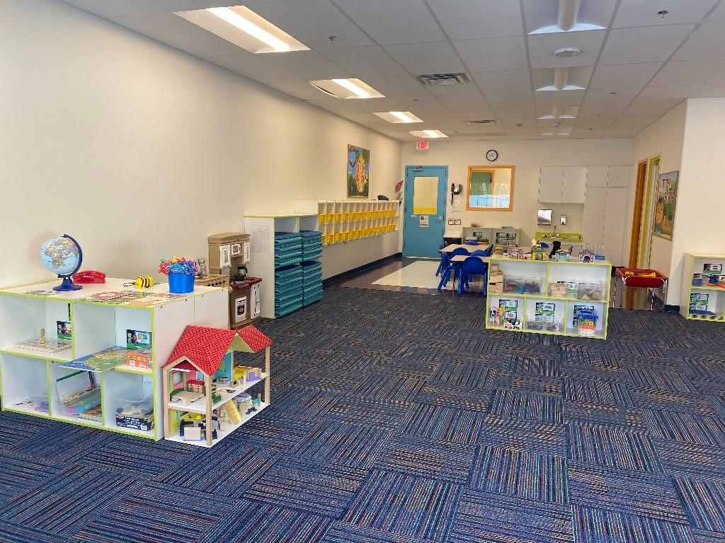 Pre-2 Classroom