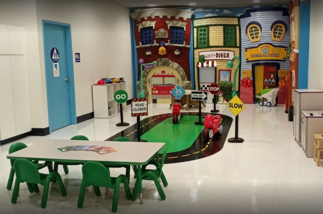 A magical place where children discover the wonders of socio-dramatic play. Children can tap into their imaginations and express themselves through engaging and simulating role-play activities.