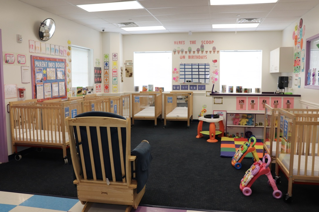 Infant A Room for 6 weeks to 1 year old