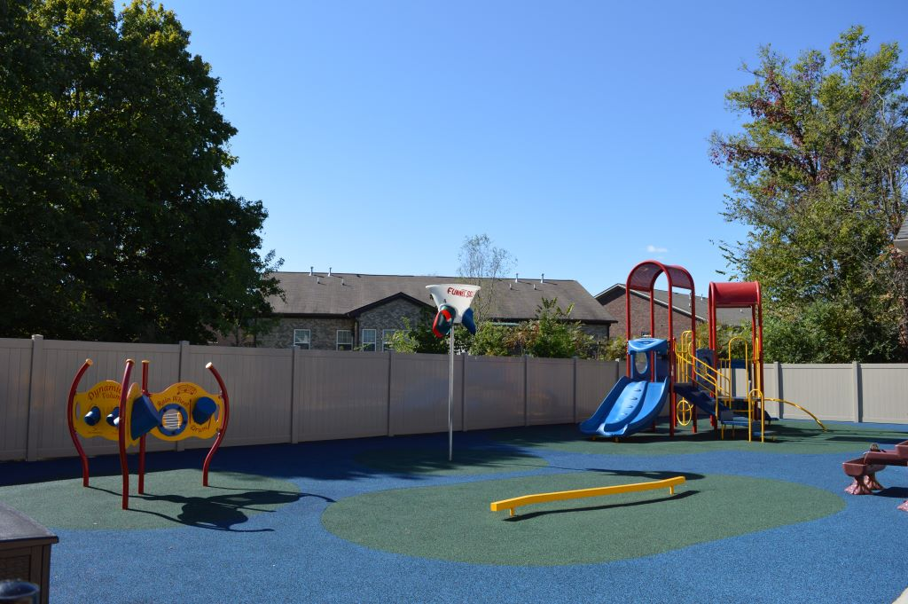 The Learning Experience at Mt Juliet Childcare Center Preschool and School Age Playground.JPG