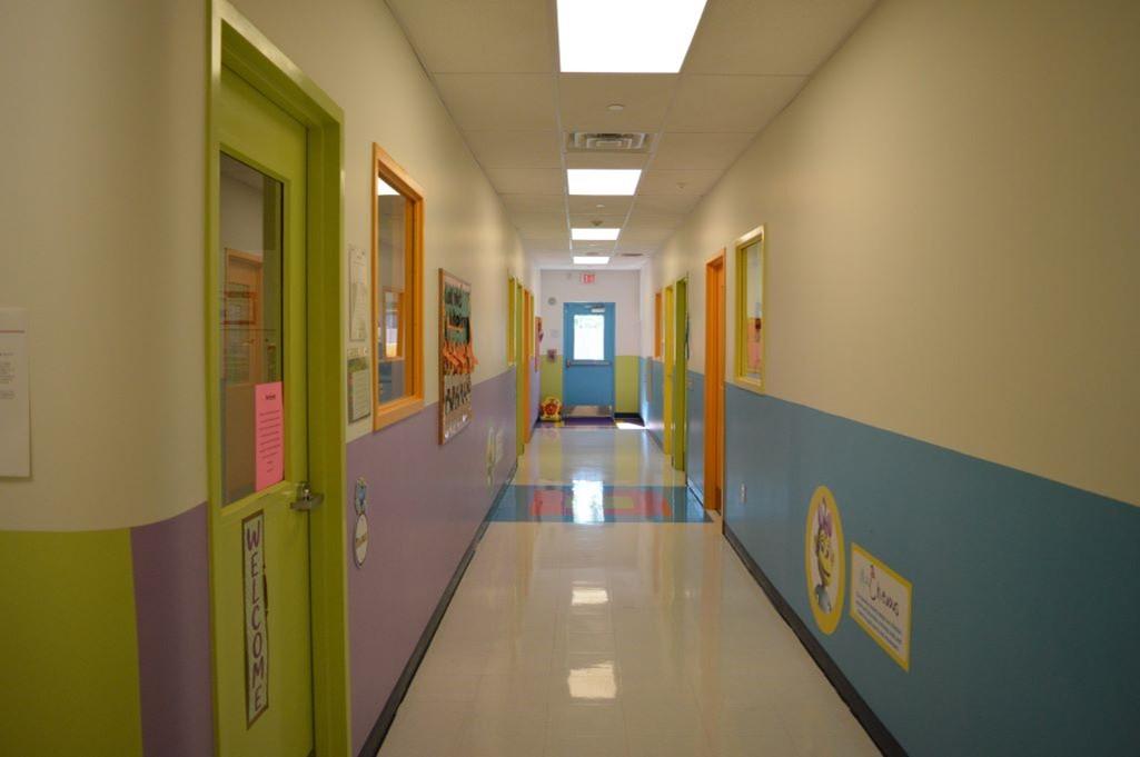 The Learning Experience at Mt Juliet Childcare Center, Preschool and Kindergarten Toddler Hallway.JPG