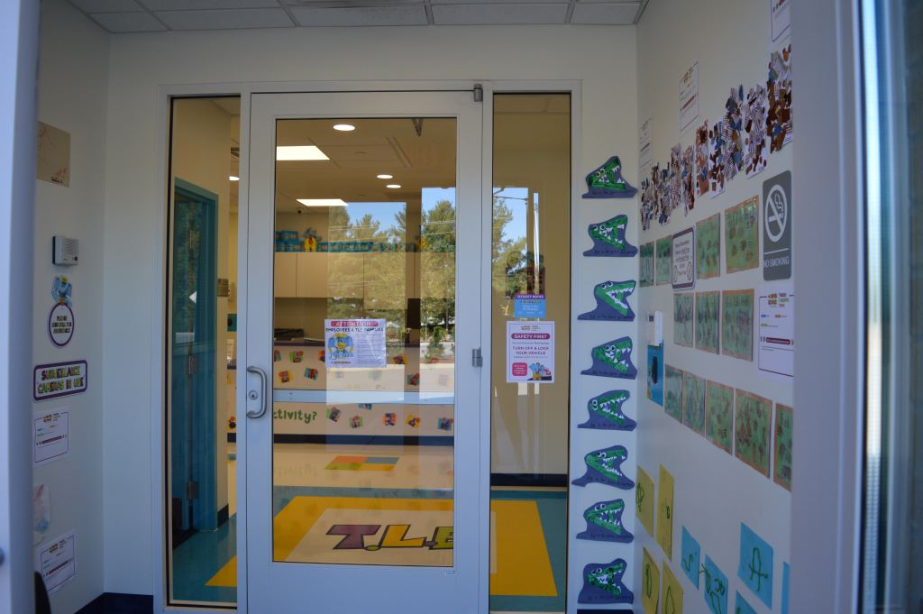 The Learning Experience at Mt Juliet Childcare Center Preschool Entrance.JPG