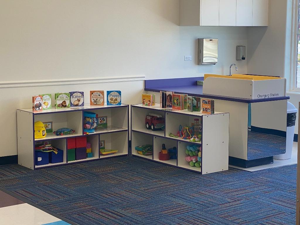 Infant A Classroom