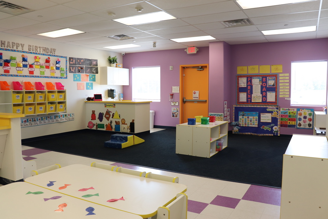 Toddler Room for 18 months to 2 years old