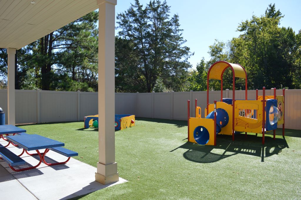 The Learning Experience at Mt Juliet Childcare Center Infant and Toddler Playground.JPG