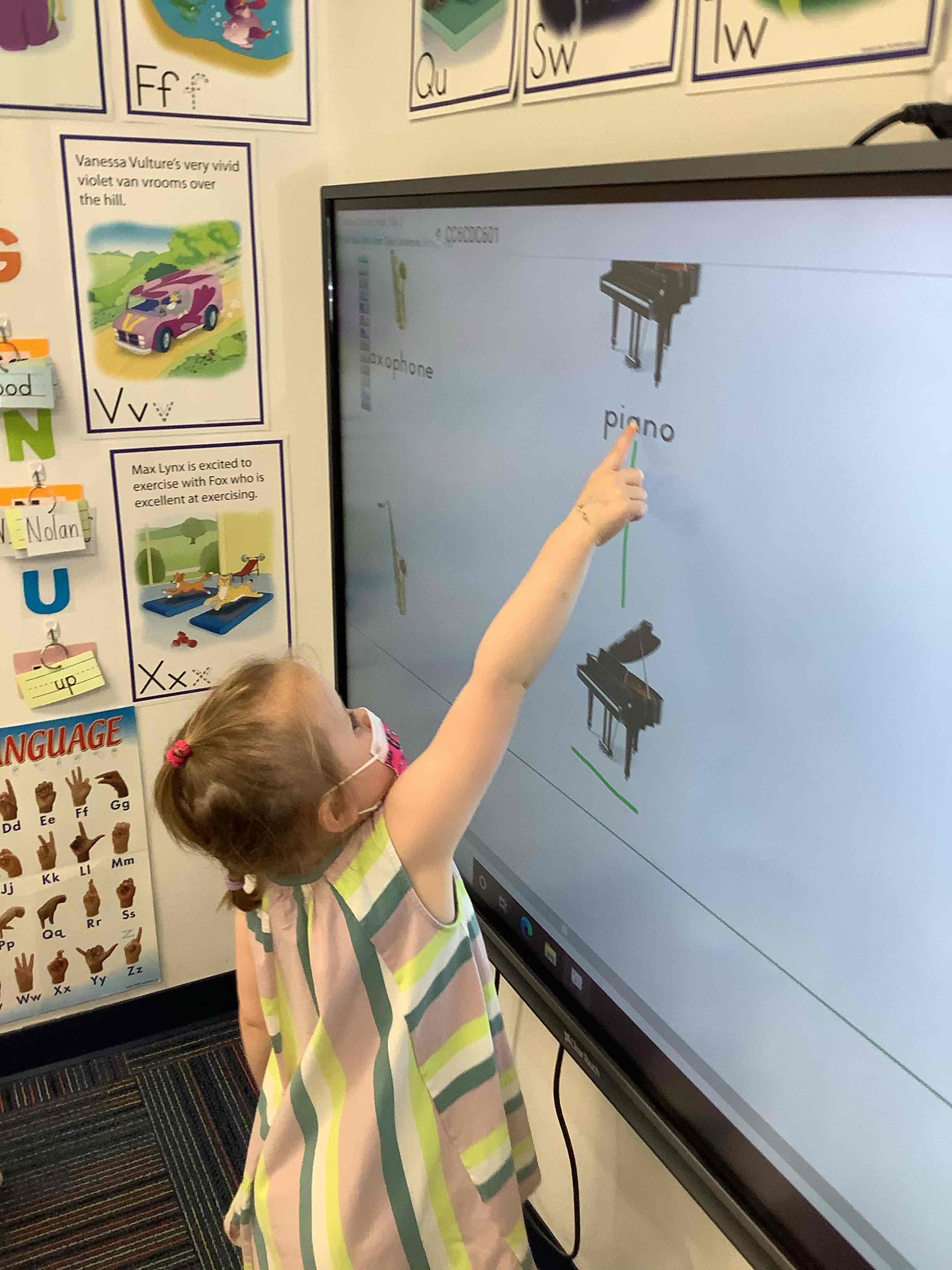 Preschool 3 Leap Interactive