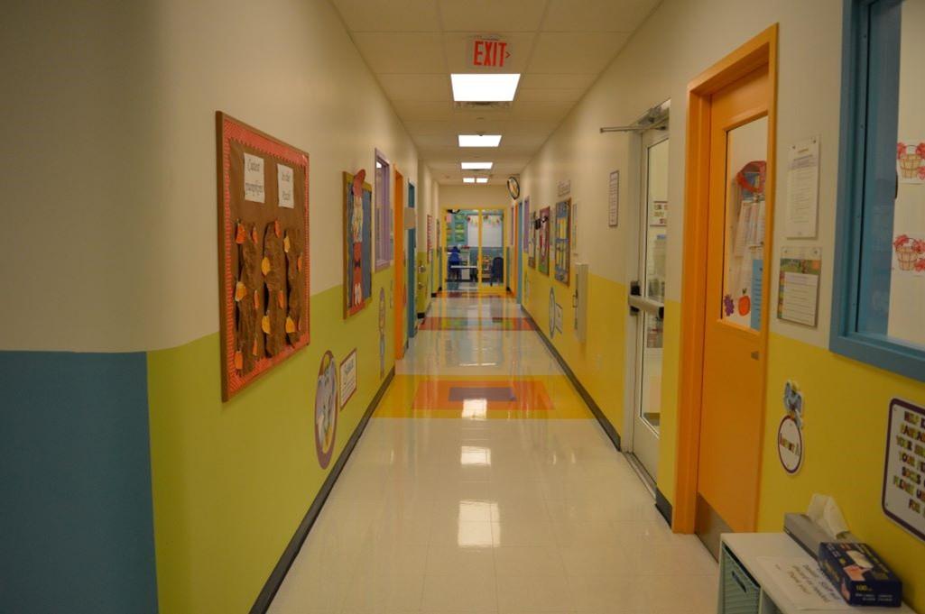 The Learning Experience at Mt Juliet Childcare Center, Preschool and Kindergarten Main Hallway.JPG