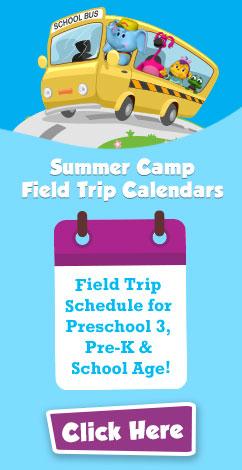 Summer Field Trip 2018