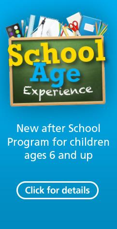School Age Banner