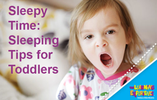 Sleeping Tips For Toddlers 504x322