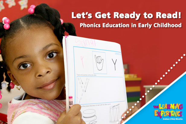 Let's Get Ready to Read!  Phonics in Early Childhood Education