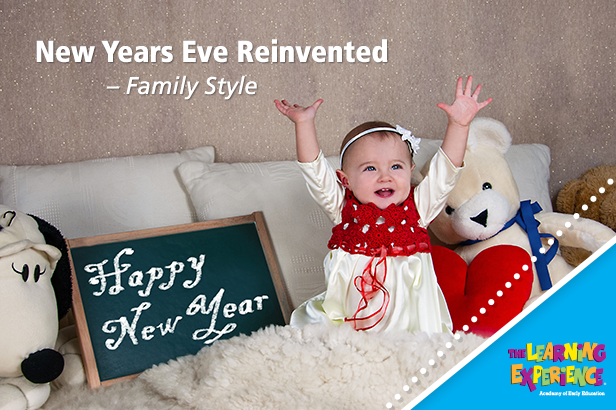 New Year's Eve, Re-invented – Family Style