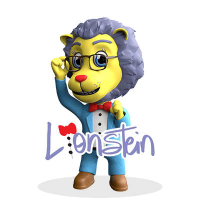 3.2 Our Characters Lionstein